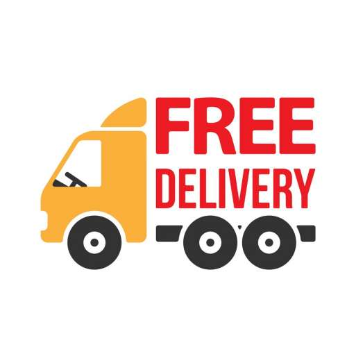 Free delivery over 99$
