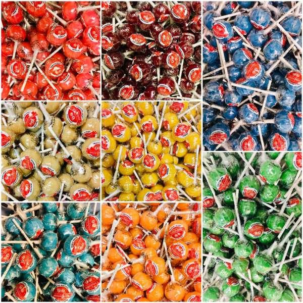 Choose Your Flavor In Bag Of 50