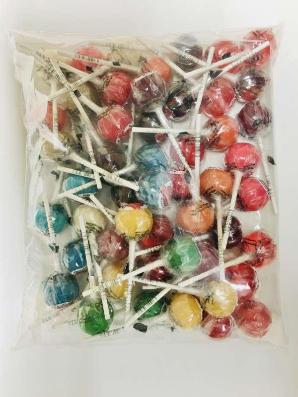 Assorted Lollipops In Bag Of 50