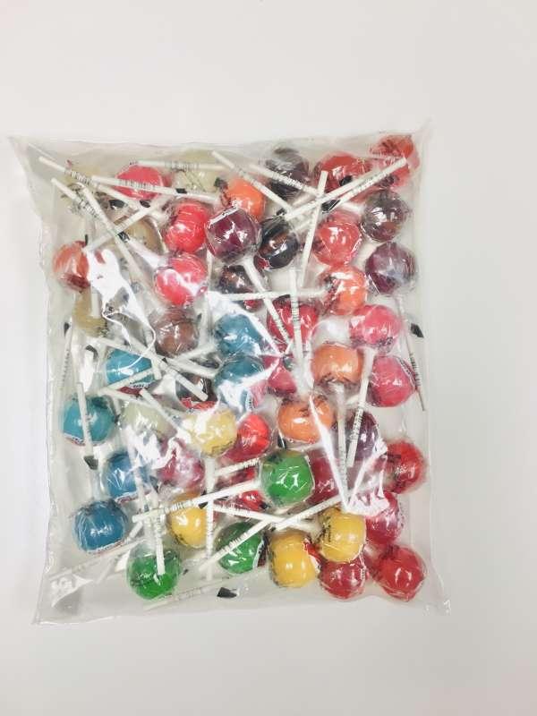 Assorted Lollipops In Bag Of 50 - image3
